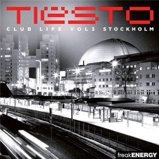 Tiesto – Club Life Vol. 3: Stockholm (2013)