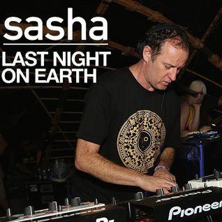Sasha - Last Night On Earth 018 (Flash Factory Clup, New York) 17-OCT-2016