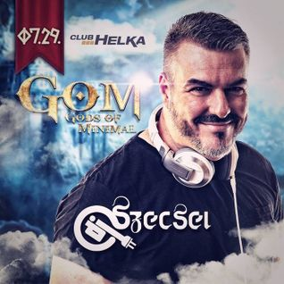 2016.07.29. - Gods Of Minimal - Club HELKA, Balatonfüred - Friday