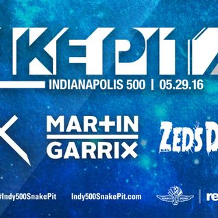 Martin Garrix - Live @ The Indy 500 Snake Pit (Indianapolis Motor Speedway) - 29.05.2016