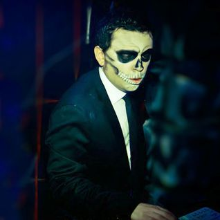 MAX CAGLIERO - LIVE @ ROCK ME Halloween (02.11.2012 BsAs, Argentina)