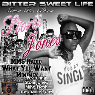 MMS Radio What You Want Minimix