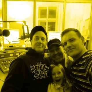 DJ Shame | School Of 95 Spezial @ Tonight's Da Night 106.6 FM - 12/2015