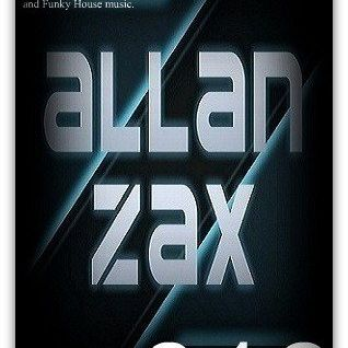 Allan Zax - Deep & Deeper 016 on Tunnel FM