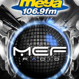 Armando Seguí - Armed Podcast 016 (Aired on MEF Radio, 5/11/2013)