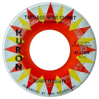 Teenage War Chant