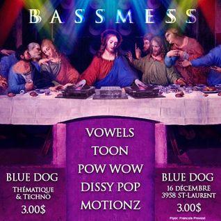 Bassfess Bassmess Motionz