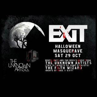 Halloween Exit 2011 - The Unknown Artists