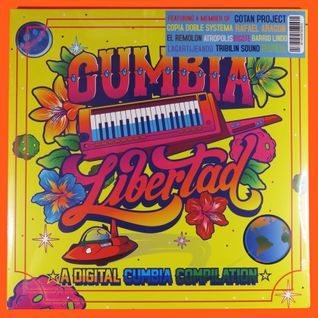 Cumbia Libertad New 2LP vinyl - Promo mash up mix by Señor Chancho