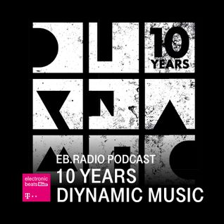 PODCAST: 10 YEARS DIYNAMIC MUSIC