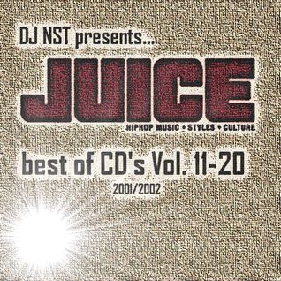 DJ NST - best of Juice CDs 11-20
