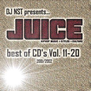 DJ NST - best of Juice CDs 11-20