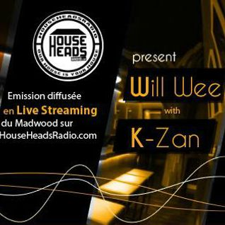 So Deep Radioshow 05.04.16 live from le Madwood on Househeads Radio.Part 2 : Guest mix by Will Wee