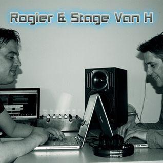Rogier & Stage Van H Tribute mixed by Halaros
