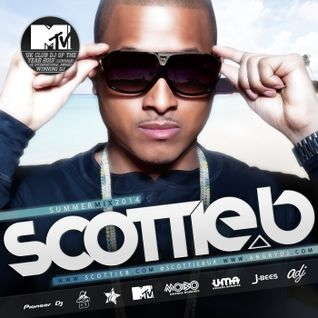 Scottie B - Summer Mix 2014 [@ScottieBUk] #SBSummerMix14