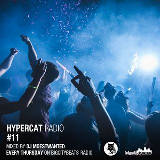 Hypercat Radio #11 - 20.11.2014 / BigCityBeats Radio - Mixed by DJ Moestwanted