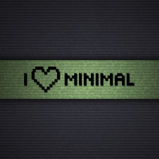 Happy Minimal 2012 by masterminds