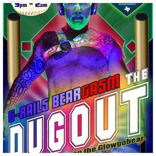 "LIVE at the Iron Bear, Austin - August 2016 - BEARgasm's ""The Dugout"" NAGAAA GWS 2016/Austin Pride"