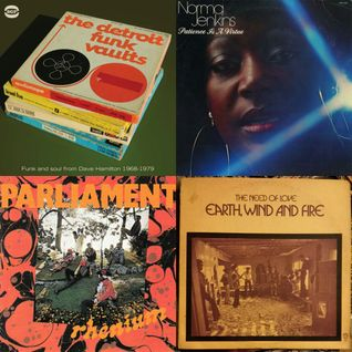 Maximum Insight #1530: The Detroit Funk & Soul Vaults