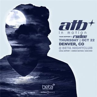 ATB - Live @ Beta Nightclub (Denver) - 22.10.2015
