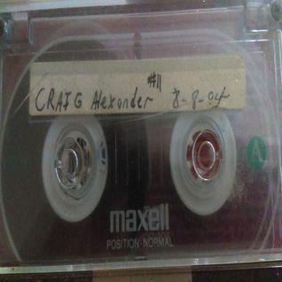 Vintage Craig Alexander 8-8-94