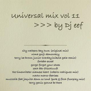 Universal mix vol 11