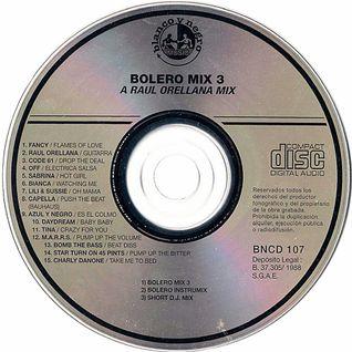 Bolero Mix 3 (2005)