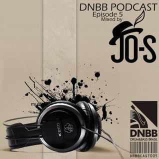 DNBBCast - Jo-s [Episode 5]