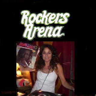 "The Night Nurse- ""Rockers Arena"" - Radio Lily Broadcast - 11-4--2013"