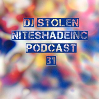Niteshade Inc Podcast 31 - Dj Stolen