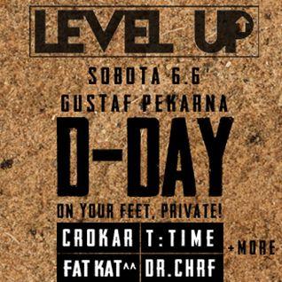fat kat^^ - Live @ LEVEL UP // D-DAY // 6.6. 2015 @ Gustaf Pekarna [FREE DOWNLOAD]