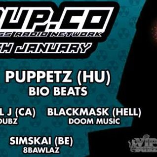 Steampunk - Live on Jumpup.co (18-01-2015)
