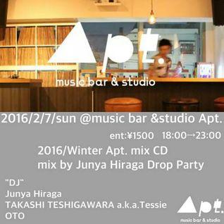 (MixCD Digest) -APT. 2016 WINTER- mixed by JUNYA HIRAGA