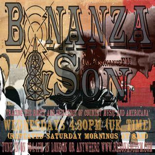Bonanza & Son on ResonanceFM 15th January 2014