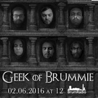 Geeky Brummie With Ryan Parish (02/07/2016)