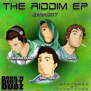 Aftee Guest Mix [Dank 'N' Dirty Dubz on DI.FM  2-1-2012]