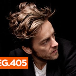Adam Freeland - Electronic Groove Podcast 405 (19-08-2013)