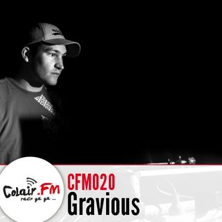 Colair.FM - 04.04.11 (guest mix by Gravious)