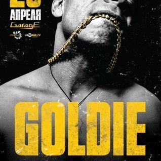 DJ Saint Man - DJ Set @ Goldie event @ Garage 23apr2011