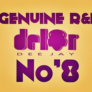 Genuine R&b By Dj DELOR No'8