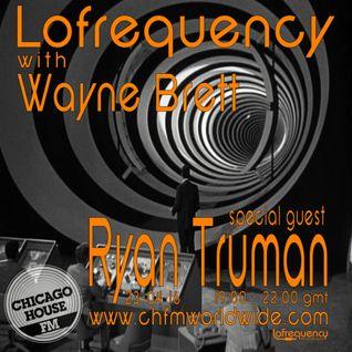 Wayne Brett's Lofrequency Show on Chicago House FM 23-04-16