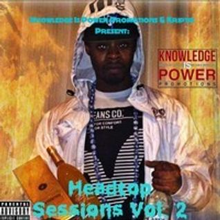 Headtop Sessions Vol.2 Hosted By Kriptik & Eljay