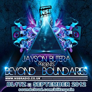 BL1TZ :: BEYOND BOUNDARIES GUEST MIX :: SEPTEMBER 2012