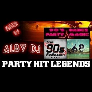 Party Hit Legends #68 - The Best 90's Hits Songs