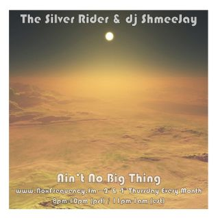 The Silver Rider & dj ShmeeJay - Ain't No Big Thing - 2016-07-14