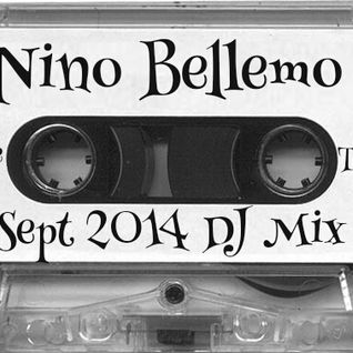 DJ MIX House, Techno, Nino Bellemo, September 2014