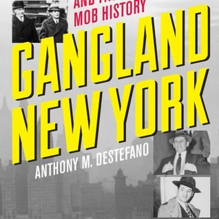 GANGLAND NEW YORK -- ANTHONY DESTEFANO TELLS ALL ABOUT THE MOBSTERS OF THE BIG APPLE