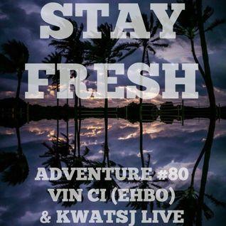 Adventure #80 LIVE Urban Woorden Week (Vinci x JayMNG x ShakaZulu) & KWATSJ