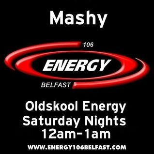 Mashy Live On Energy 106 Oldskool Energy 18-1-14