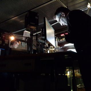 Thaddeus Herrmann + Heiko Hoffmann + m50 @ Nightflight, Fritz RBB 2014.10.04